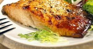 Salmon Fillet Recipe